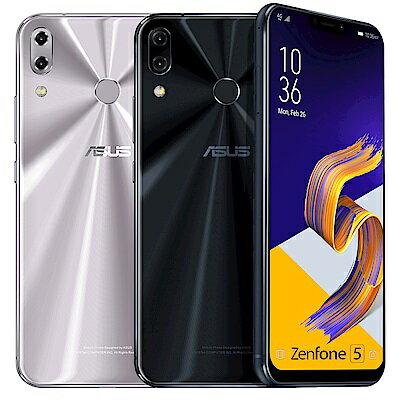 ASUS ZenFone 5 6.2 吋 ZE620KL 4G / 64G 贈側翻皮套+9H玻璃貼 全螢幕AI智慧雙鏡頭手機 1