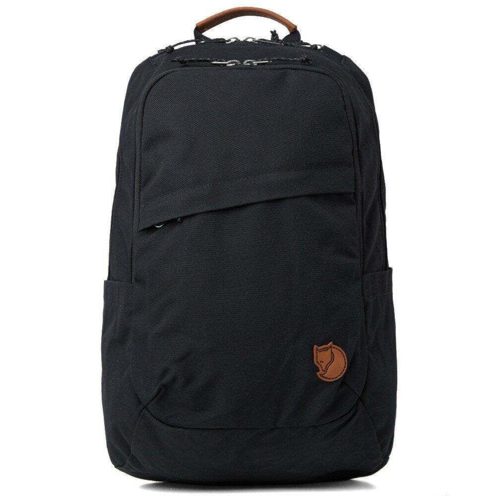 【米迪美國時尚小舖】FJÄLLRÄVEN RÄVEN 15電腦包 550 黑色