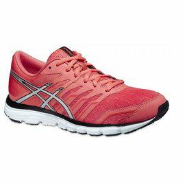 [陽光樂活] ASICS 日本亞瑟士 女款 慢跑鞋 GEL-ZARACA 4 T5K8N-7693 橘