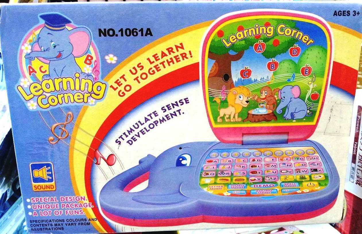 【兒童玩具】可愛象學習機