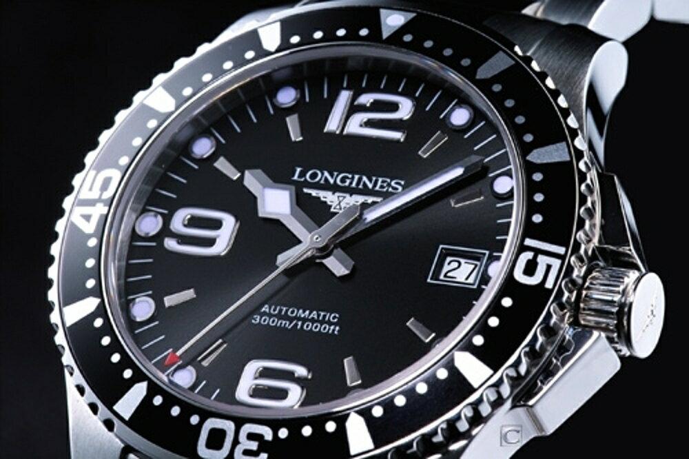 LONGINES 浪琴錶 44mm水鬼系列 機械潛水錶 44mm L38414566