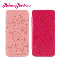 凱蒂貓週邊商品推薦到【Rebecca Bonbon】HTC Butterfly S 甜心手繪風時尚壓紋皮套