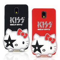 凱蒂貓週邊商品推薦到【KISS HELLO KITTY 】Samsung note3 時尚立體造型經典大頭保護套