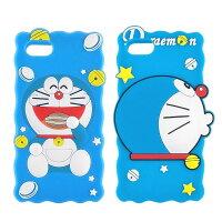 小叮噹週邊商品推薦Doraemon 哆啦A夢 iPhone SE/i5/i5s/5c 2D立體保護套