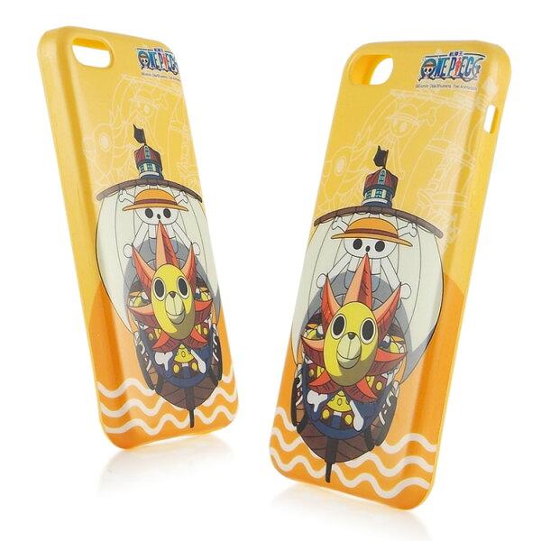 ONEPIECE航海王iPhoneSEi5i5s5c時尚彩繪保護套-千陽號