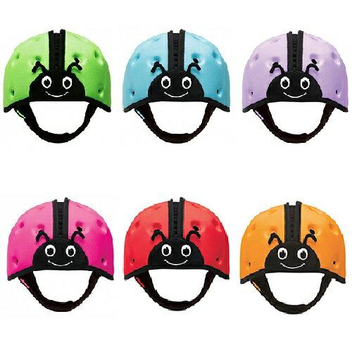 【英國 Safehead Baby】幼兒學步防撞安全帽(6色) 【飛炫寶寶】