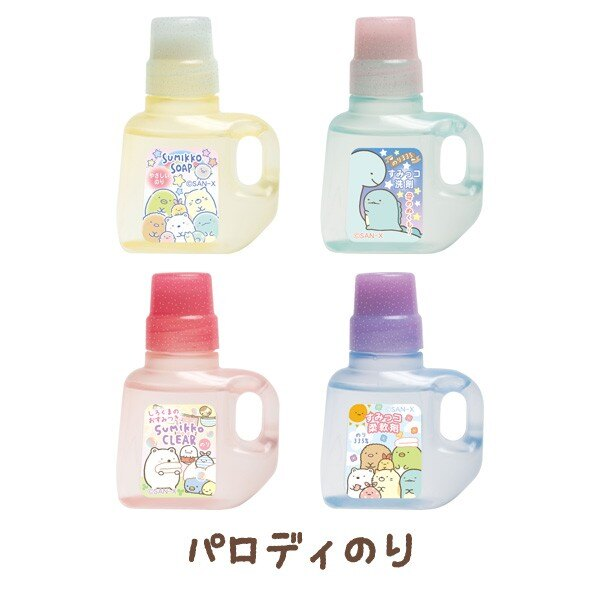 【角落生物膠水瓶】角落生物 膠水 仿洗劑 文具   該該貝比  ☆