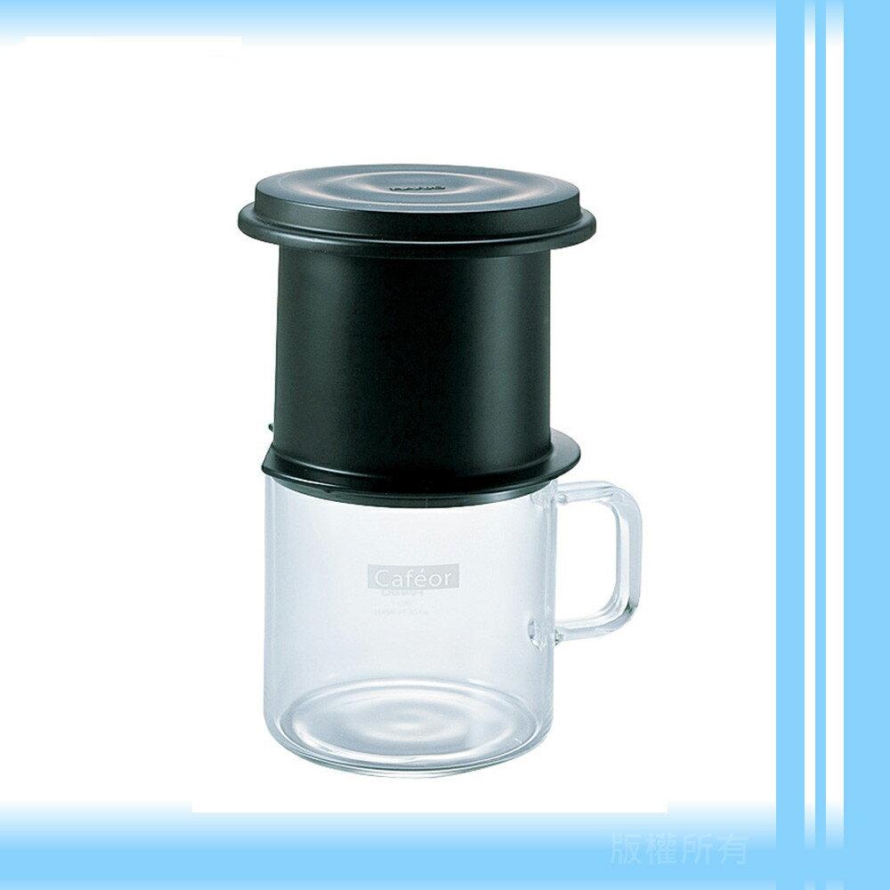 【日本】HARIO V60免濾紙咖啡獨享杯(約200ml)