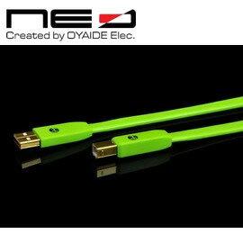 <br/><br/>  志達電子 D+USB Class-B 2.0m 日本Oyaide NEO USB A公-B公 2M USB DAC 專用傳輸線 傳導線 適用da151 fubar nuforce Ilovetw<br/><br/>