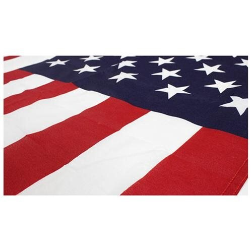 Valley Forge Heritage 3 x 5 ft. Full Cotton Fan Flag 2
