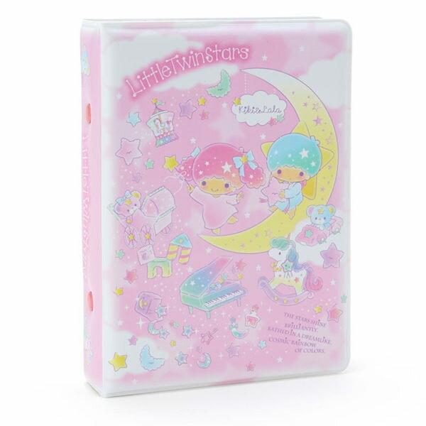 日本雙子星萬用收納冊相簿行事曆小物收納6孔式887516