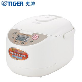 【虎牌】微電腦厚釜電子鍋-10人份 JAG-B18R 出清特價