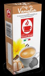 與Nespresso膠囊咖啡機相容-BONINI膠囊咖啡 香草風味 -