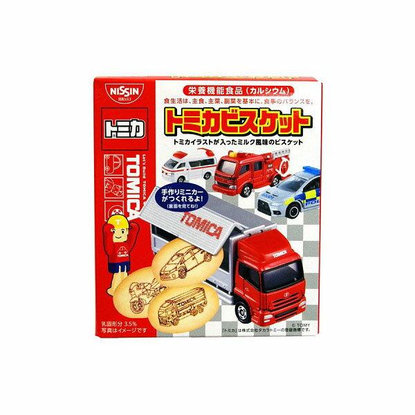 日本車子造型牛奶餅乾 55g【六甲媽咪】