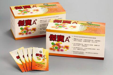 鏡感樂活市集:長青寶傑寶A+益生菌60包保健專家蔡英傑教授領軍開發送綜合蔬果發酵飲2瓶