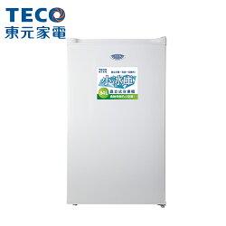 【TECO 東元】84公升 單門直立式冷凍櫃 (RL84SW)