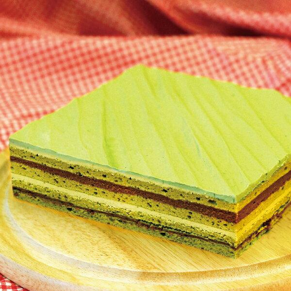 ❄️抹茶歐培拉 ❄️❄️❄️ 日本宇治抹茶與歐洲特調巧克力完美結合,濃郁的抹茶味,搭配蛋糕體與巧克力內餡,在舌頭上感受到多種層次風味,和諧的融合之甘美風味~ 2