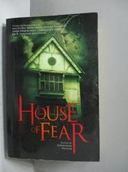 【書寶二手書T5/原文小說_OGB】House of Fear_Jonathan Oliver