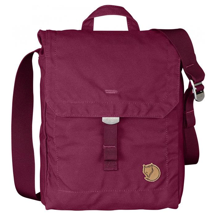 【鄉野情戶外用品店】Fjallraven  瑞典   小狐狸 Foldsack No.3 信封式側背包/旅行側包/24225 《紫紅色》
