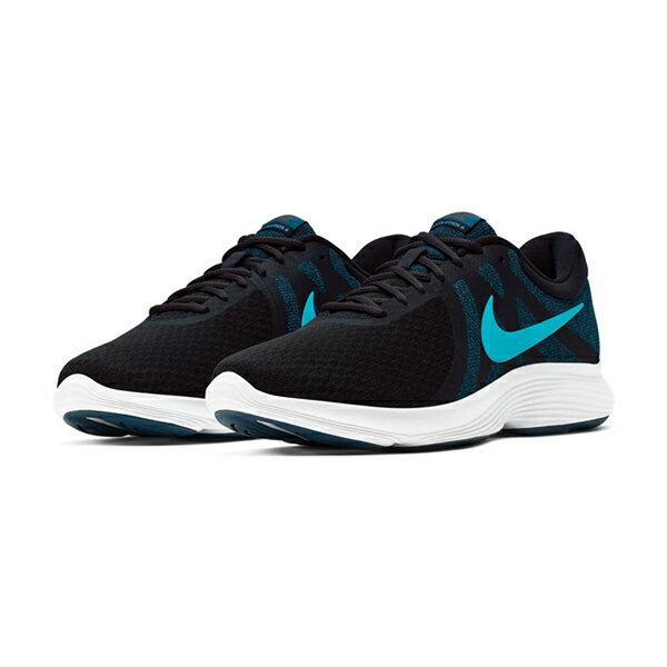 【NIKE】2019 NIKE REVOLUTION 4 運動鞋 慢跑鞋 藍 男鞋  -908988021 1