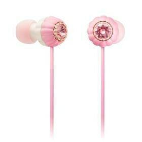 迪特軍3C:【迪特軍3C】Hitachi日立maxell耳道式耳機MXH-CJ151粉紅