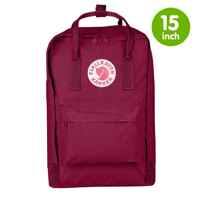 【鄉野情戶外用品店】Fjallraven |瑞典|  Kanken Laptop 15 inch 經典款方型電腦包/空肯包 小狐狸背包/27172 《紫紅色》