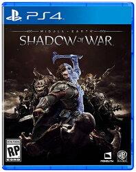 現貨供應中 亞洲中文版 [限制級] PS4 中土世界:戰爭之影
