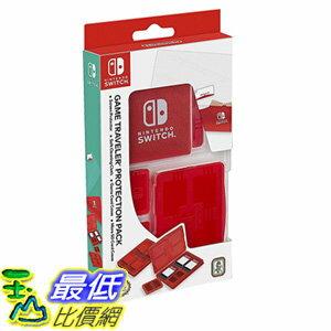 [106 美國直購] RDS Industries, Inc Nintendo Switch Game Traveler Protection Pack