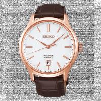 SEIKO 精工 4R35-03P0K(SRPD42J1) Presage經典不敗機械腕錶 玫瑰金 42mm-清水鐘錶-流行女裝
