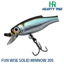 漁拓釣具FUN WISE SOLID MINNOW 30S