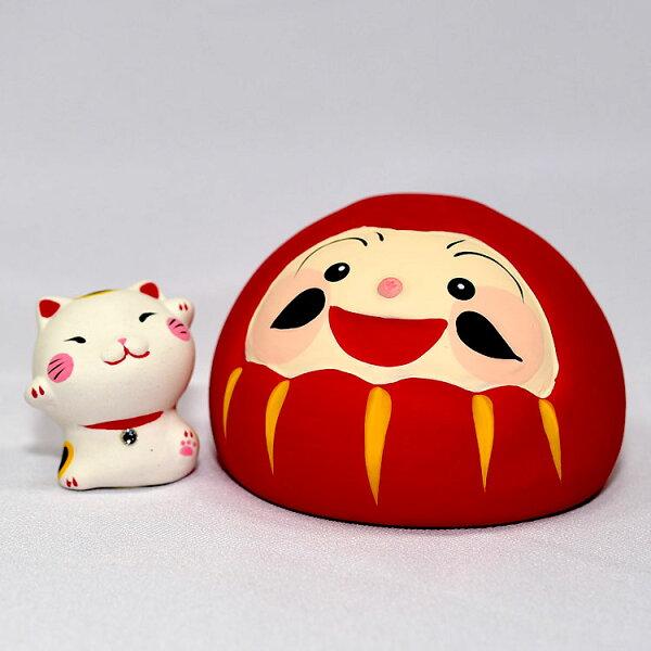 NOBA 不只是禮品:達摩不倒翁與招財貓緣起物擺飾日本帶回吉祥物