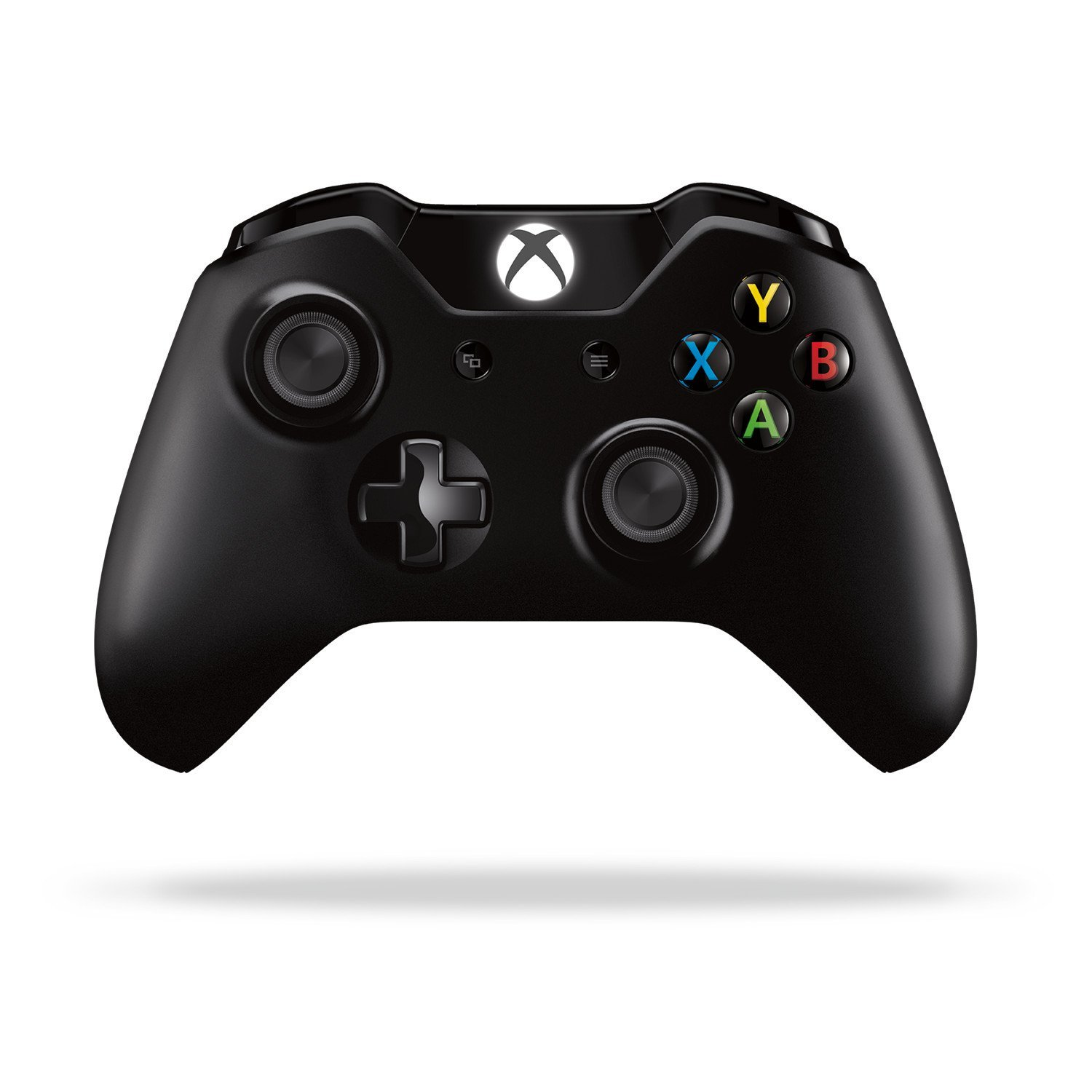 2-Pack Microsoft Xbox One Wireless Controller with Play & Charge Kit 1