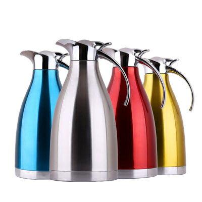 保溫壺家用304不銹鋼保溫水壺保溫瓶暖瓶歐式熱水瓶暖壺【概念3C】
