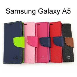 撞色皮套 Samsung Galaxy A5 A500Y