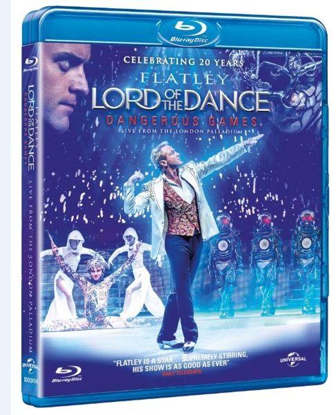 舞王 : 危險遊戲 Lord of the Dance: Dangerous Games (BD)