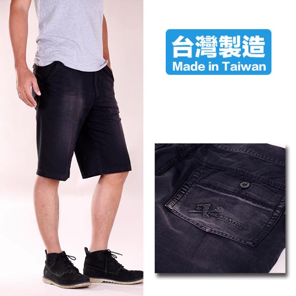 【CS衣舖】台灣製造專櫃精品高質感牛仔短褲2023