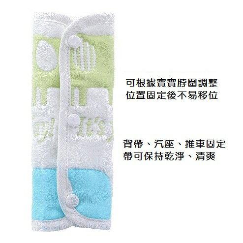 【安琪兒】八層紗布背帶口水巾-6款
