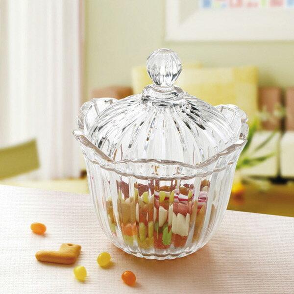 妙管家 晶漾玻璃置物罐/保存罐/收納罐 LW-E12 1