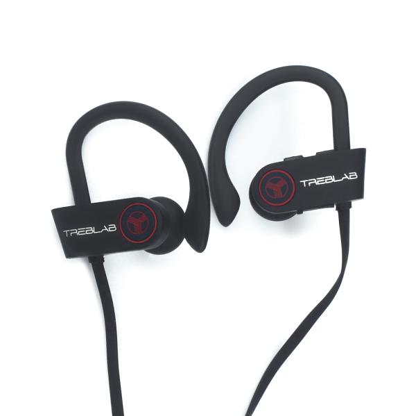 Treblab Xr100 Ergonomic Wireless Sport Earbuds Bluetooth Running Headphones Best Workout Headphones Wireless Earbuds For Gym Hd Sound Mic For Iphone Android Running Earphones 2019 Sold By Treblab Rakuten Com Shop