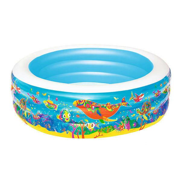 ~Bestway~兒童海洋 充氣泳池 69~13729