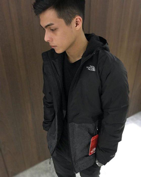 北 臉 長 版 外套