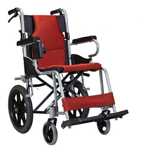 送餐桌板 康揚 鋁合金手動輪椅 (未滅菌) KM-2500