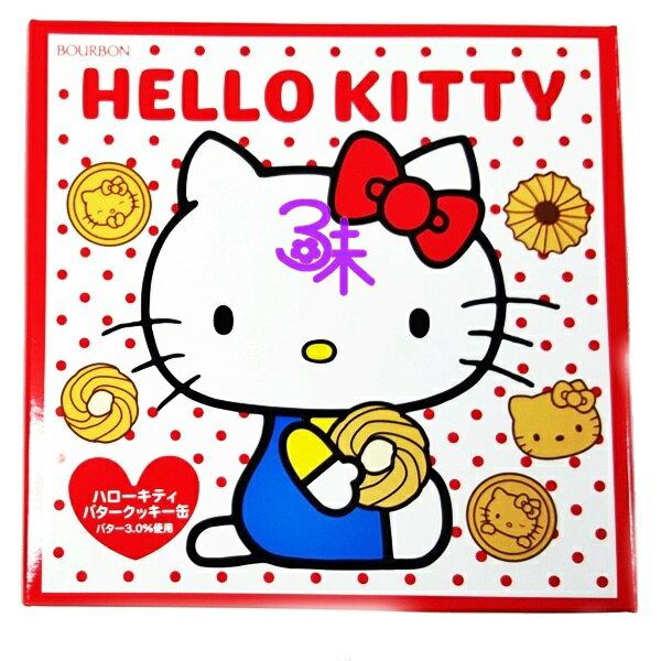 ^( ^) 北 BOURBON Hello kitty 奶油餅乾 1盒338.4公克  3