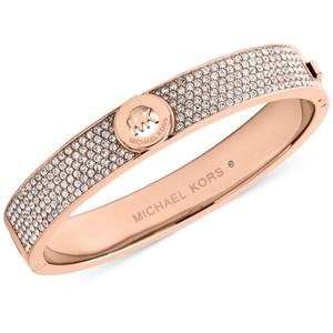 【MICHAEL KORS】MK 正品 Bracelet 手環 \ 玫瑰金【全店滿4500領券最高現折588】