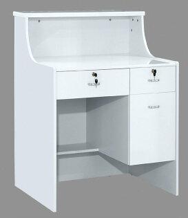 【石川家居】JF-396-1時尚2.7尺白色多功能桌(不含其他商品)台北到高雄搭配車趟免運