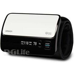 歐姆龍藍芽智慧電子血壓計 HEM7600T(白色),登錄享3+2年保固,一元加購肩頸鬆筋安摩姬或美足舒壓安摩姬(市價3280元)