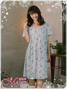 [瑪嘉妮Majani]中大尺碼睡衣-棉質居家服睡衣舒適好穿寬鬆有特大碼特價299元sp-319