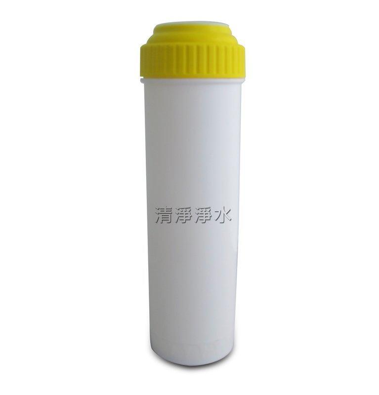~大墩 館~10  環保式加厚型更換式空UDF濾心10英吋UDF型空瓶 黃蓋白瓶4支只賣只
