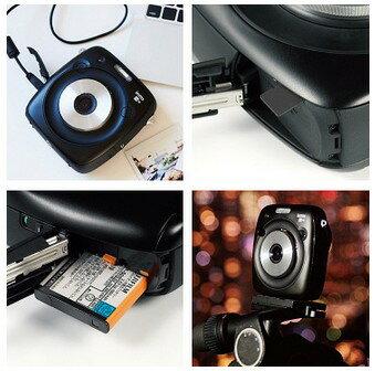 日本富士Fujifilm 數位拍立得相機 / instax SQUARE SQ10 / 01023671。共1色-日本必買 日本樂天代購(21747*0.9) 3