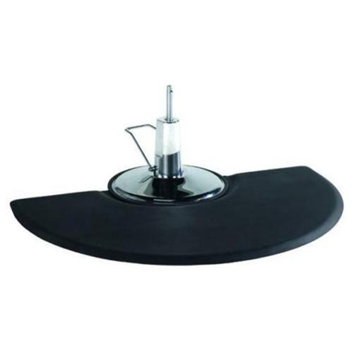 """Semi Circle 5'x3' 5/8"""" Thick Barber Salon Anti Fatigue Floor Mat Beauty Supplier 17d6d36787560d9cf0d66164343c210f"""